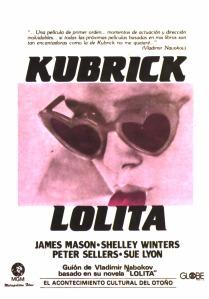 Disección: 'Lolita', de Stanley Kubrick. 'El arte de amar lo prohibido'