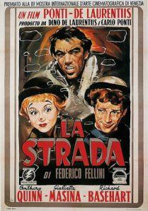 Disección: 'La Strada', de Federico Fellini. 'La calle del mundo'