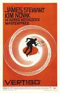 'Vértigo', de Alfred Hitchcock. 'Un hombre enamorado de su tragedia' vs 'Caída en picado bajo el disfraz'