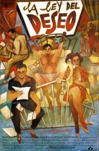 Disección: 'La ley del deseo', de Pedro Almodóvar: 'Aunque tú no me quieras'