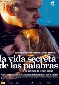 'La vida secreta de las palabras', de Isabel Coixet. 'Dolor contra dolor' vs 'Poca vida más allá de las palabras'