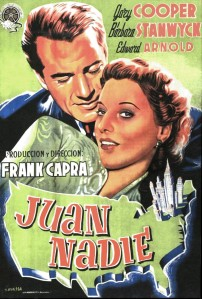 'Juan Nadie', de Frank Capra: 'Del pequeño Club de John' vs 'Las sanguijuelas del capital'