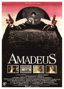 'Amadeus', de Milos Forman. 'En nombre de los mediocres' vs 'La licencia poética mató al genio'