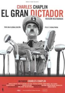 Disección: 'El gran dictador', de Charles Chaplin. 'Hacia la felicidad'