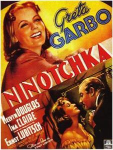 'Ninotchka', de Ernst Lubitsch. 'La Divina y la Comedia' vs 'La carcajada vendió el cliché'
