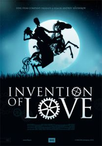 Atado en corto: 'Invention of Love', de Andrey Shushkov. 'El amor en tiempos de máquinas'