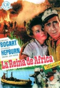 'La Reina de África', de John Huston. 'Vibrante e irresistiblemente irónica' vs 'Forzada river-movie colonial'