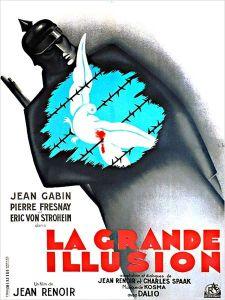 'La gran ilusión', de Jean Renoir: 'Nuestros corteses enemigos' vs 'Pecados de ingenuidad'