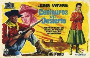 Disección: 'Centauros del desierto', de John Ford. 'Los que buscan sin descanso'