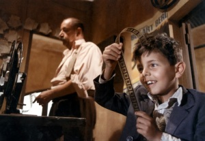 Píldoras cinetarias: el amor de 'Cinema Paradiso', en las manos de Santiago Auserón