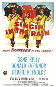 'Cantando bajo la lluvia', de Stanley Donen y Gene Kelly. 'Desbordante revolución musical' vs 'Comedia de fácil digestión'