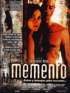 Disección: 'Memento', de Christopher Nolan. 'No me acuerdo de olvidarte'