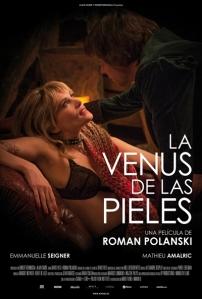 Visionado: 'La Venus de las pieles', de Roman Polanski: 'Someterse también es dominar'