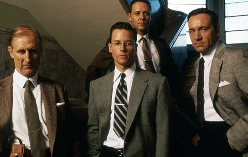 L.A. Confidential 1997 RŽal. : Curtis Hanson James Cromwell Guy Pearce Russel Crowe Kevin Spacey Collection Christophel